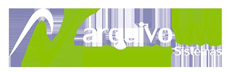 Arquivo Vivo Sistemas - Logo 2021 (Branco)